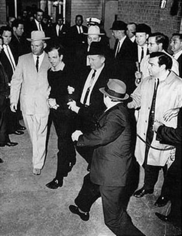Jack Ruby zabójca Harveya Lee Oswalda