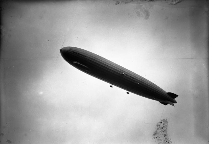 Berlin, Graf Zeppelin LZ 127