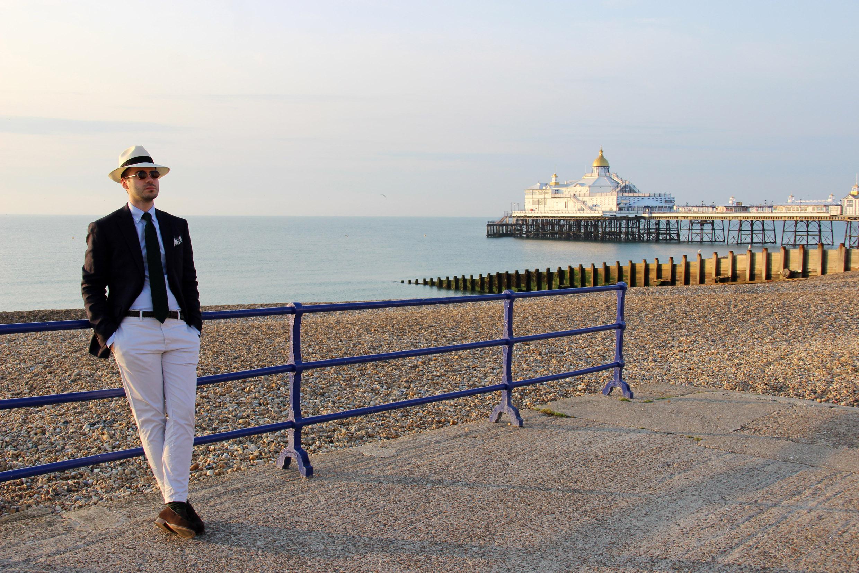 Shantung Panama Hat by LONG STORY SHORT