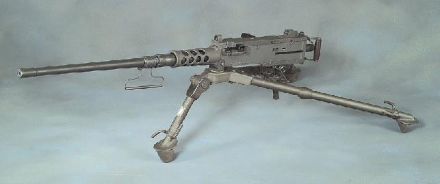 Browning M2 - służy jako uzbrojenie na transporterach opancerzonych, helikopterach, a nawet czołgach