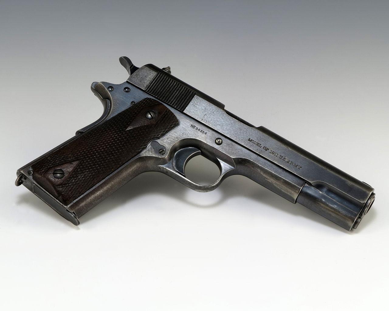 Colt M1911 kal. .45 ACP