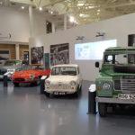 Z wizytą w British Motor Museum