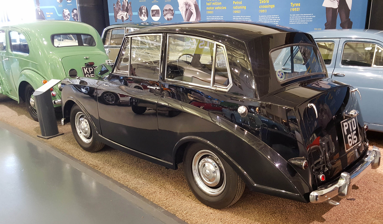 Triumph Mayflower - z wizytą w British Motor Museum by LONG STORY SHORT
