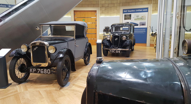 Austin 7 - z wizytą w British Motor Museum by LONG STORY SHORT