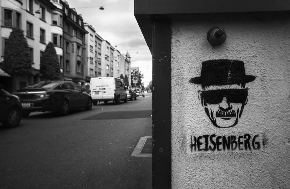 Heisenberg, pork pie hat by LONG STORY SHORT