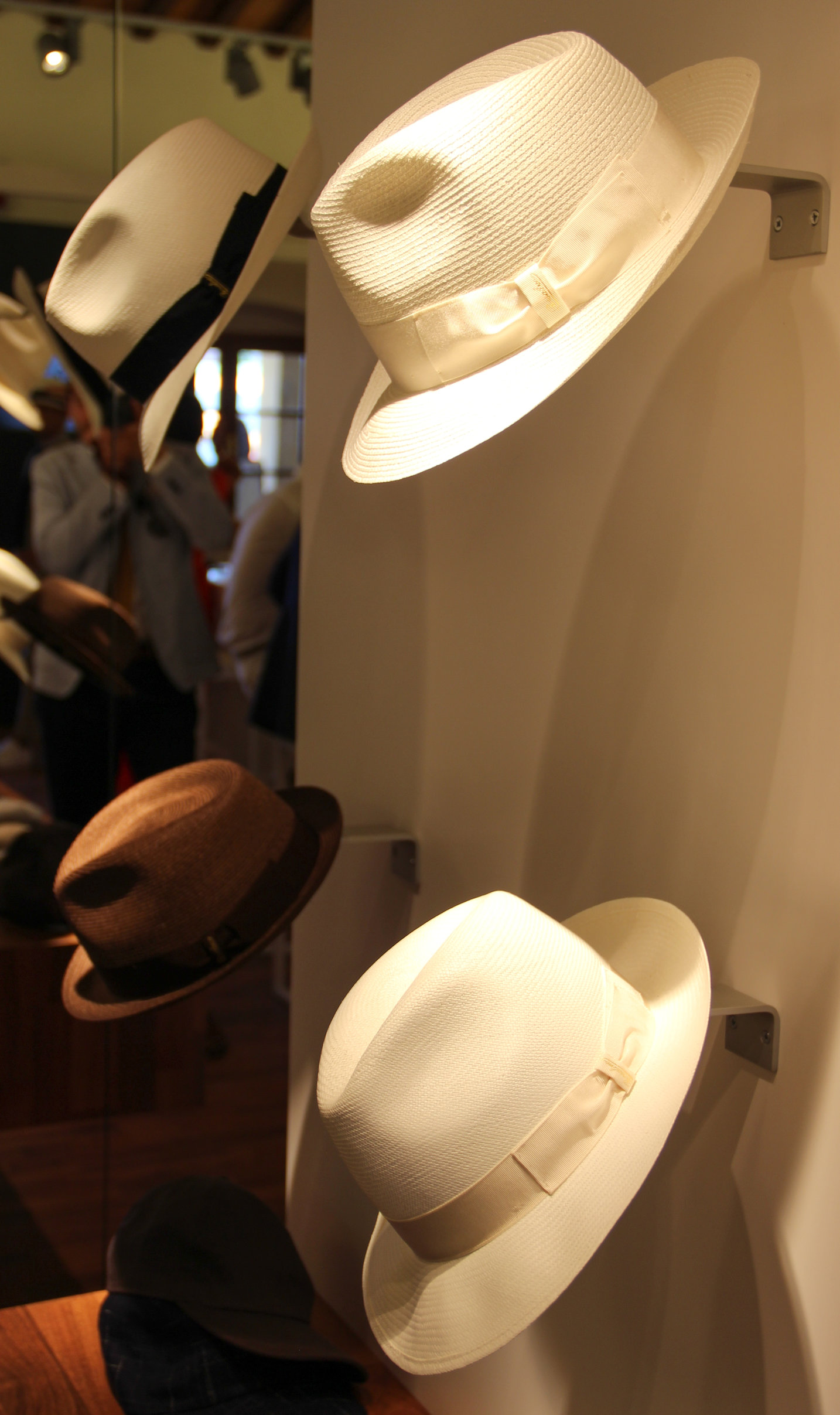 Pitti uomo 90 - Borsalino Hats by LONG STORY SHORT