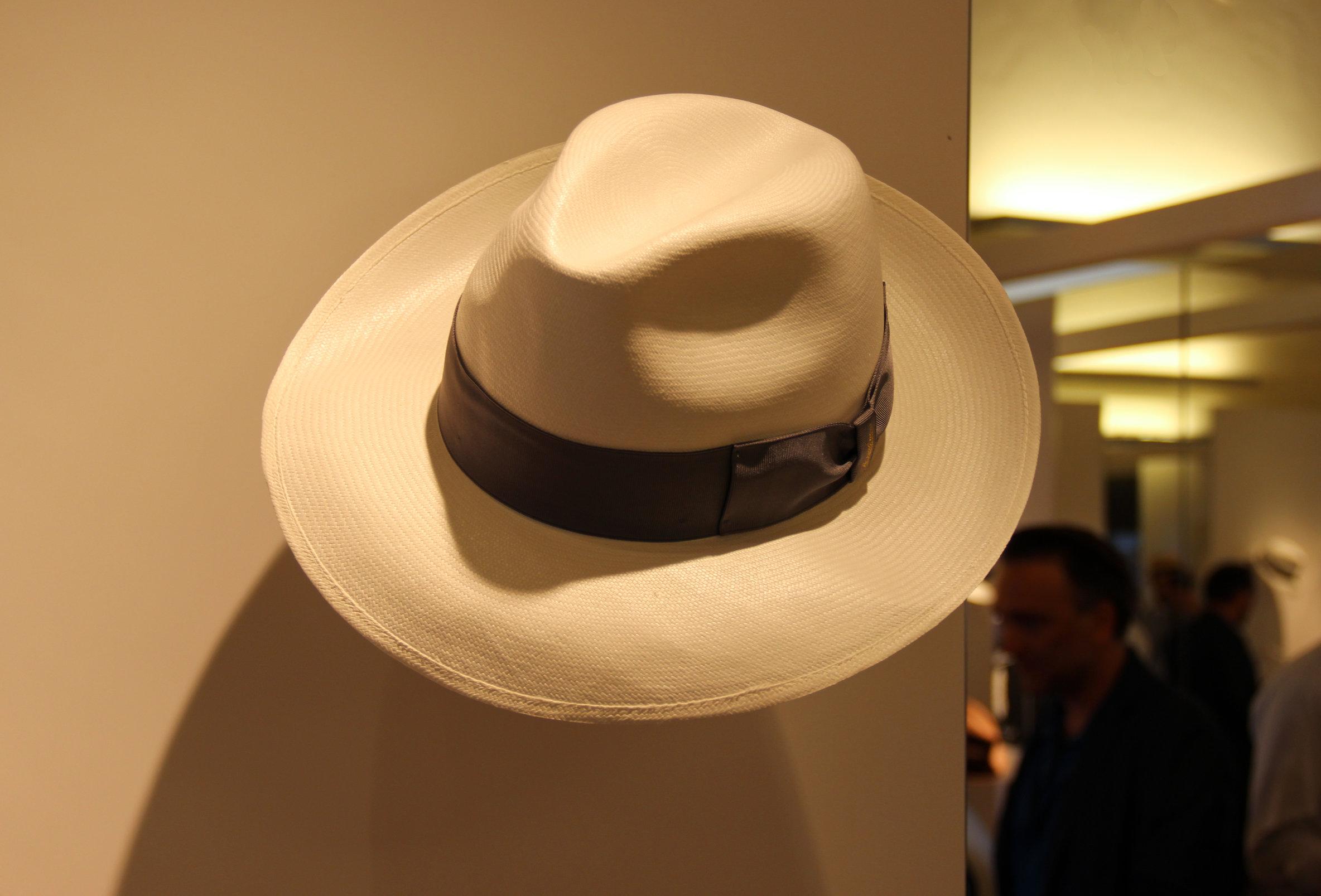 Pitti uomo 90 - Borsalino Hats by LONG STORY SHORT