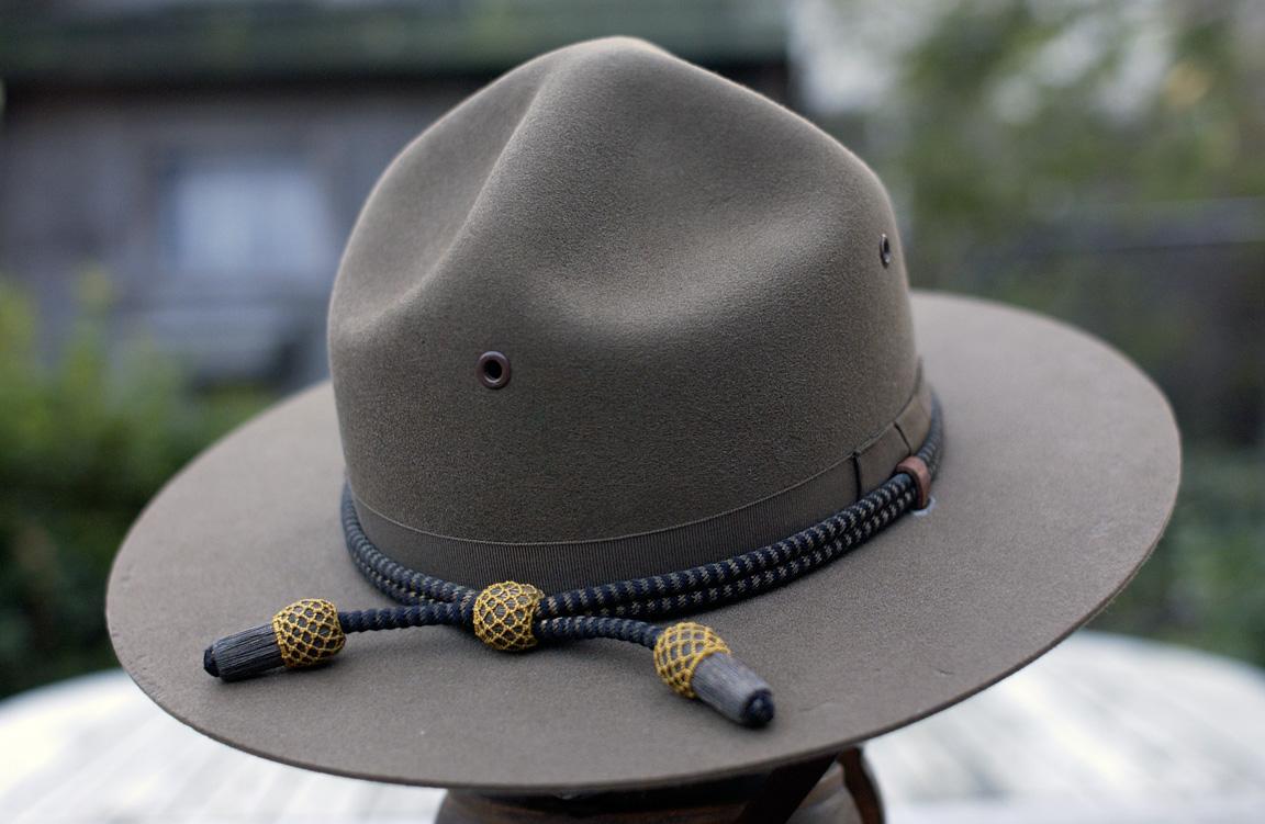 M1911 Campaign Hat