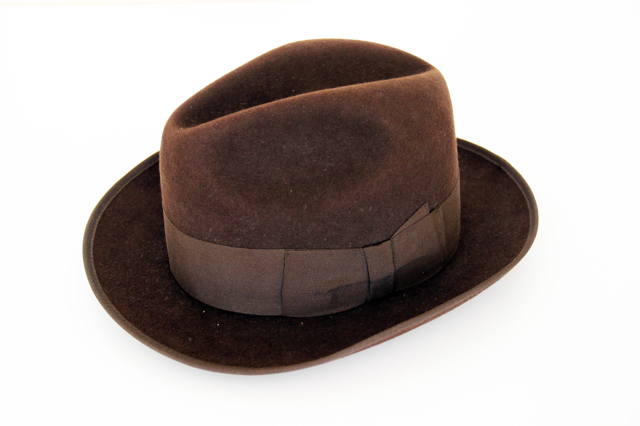 Vintage Cervino Fedora by LONG STORY SHORT