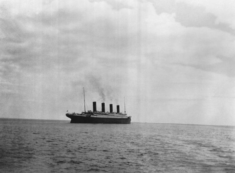 RMS Titanic - Podróż w wielkim stylu by LONG STORY SHORT