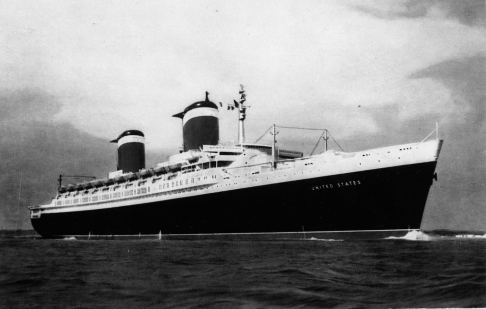 SS United States - Podróż w wielkim stylu by LONG STORY SHORT