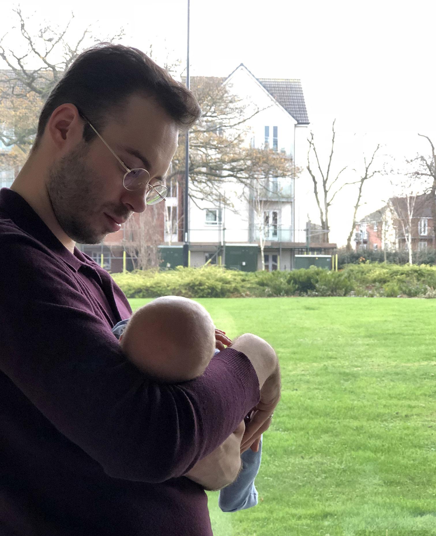 narodziny pierwszego dziecka by LONG STORY SHORT