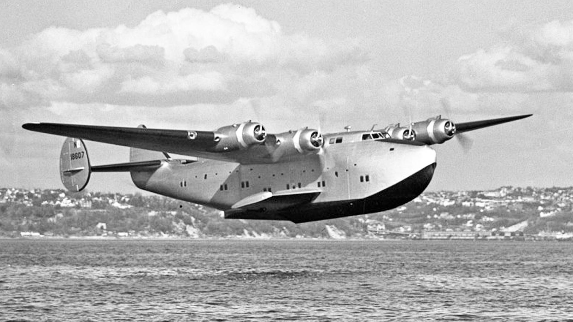 Boeing 314 Clipper - podróż w wielkim stylu by LONG STORY SHORT