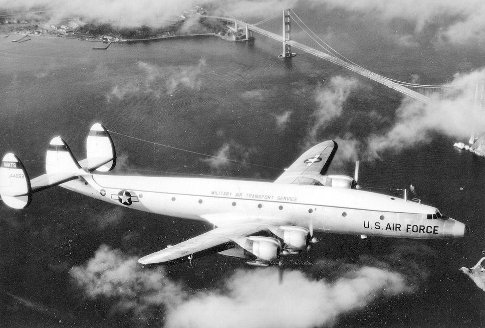 Lockheed Constellation - podróż w wielkim stylu by LONG STORY SHORT