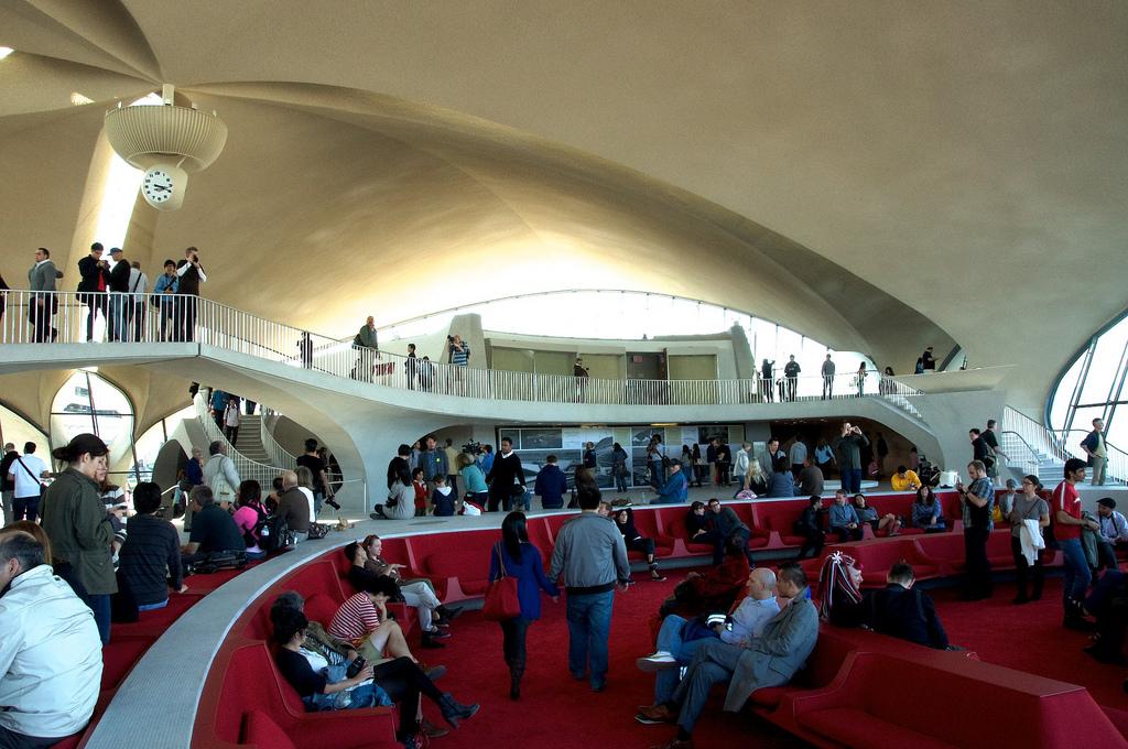 TWA Flight Center - podróż w wielkim stylu by LONG STORY SHORT