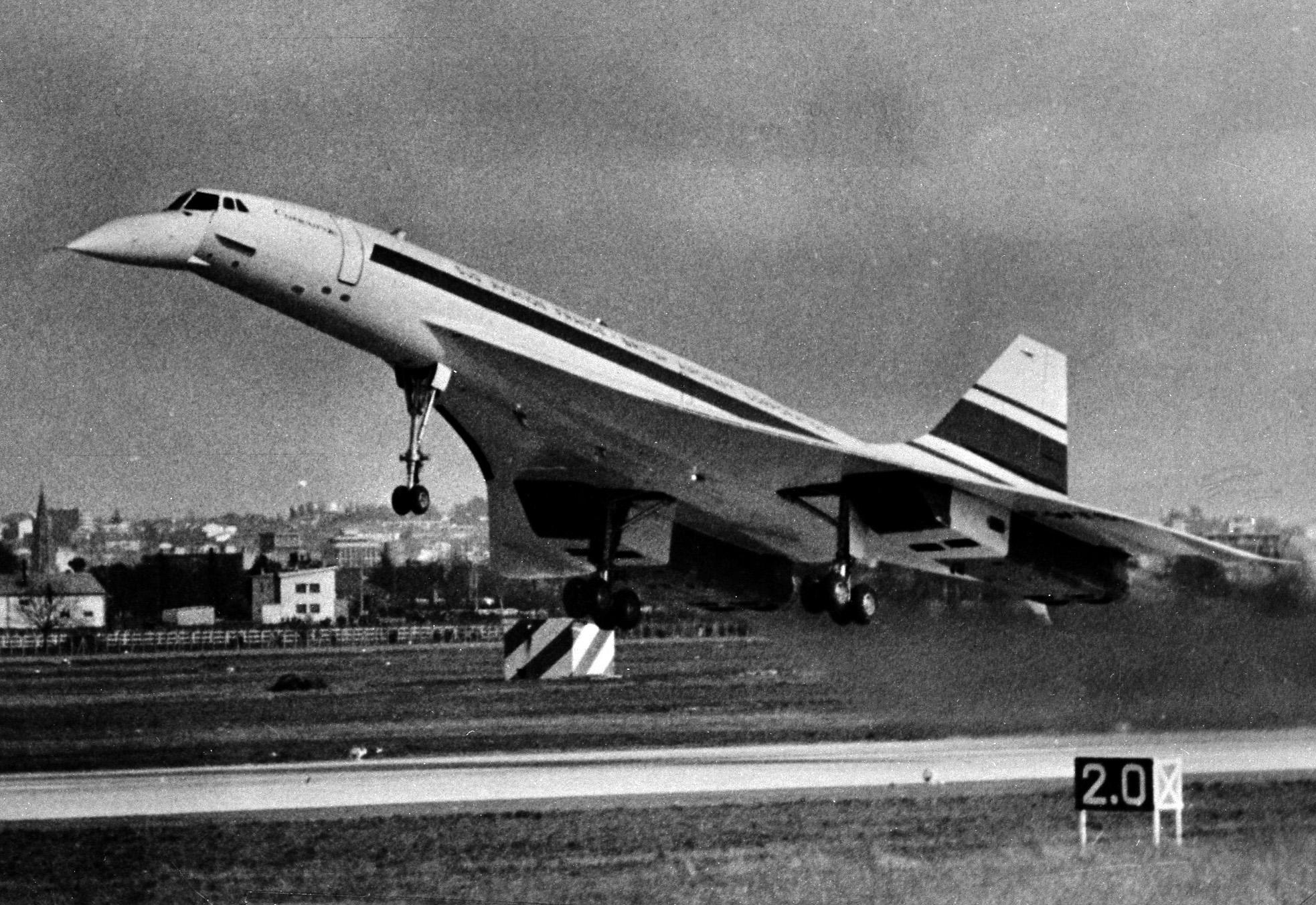 Concorde - podróż w wielkim stylu by LONG STORY SHORT