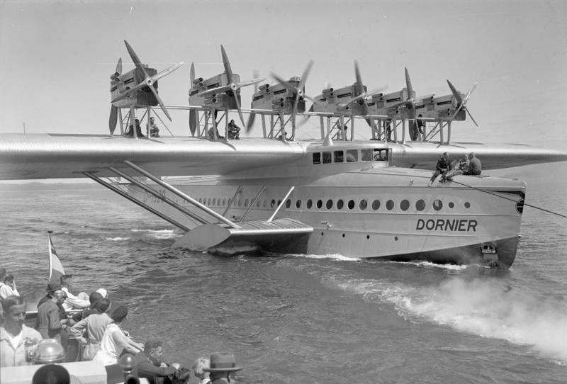 Dornier Do X - podróż w wielkim stylu by LONG STORY SHORT