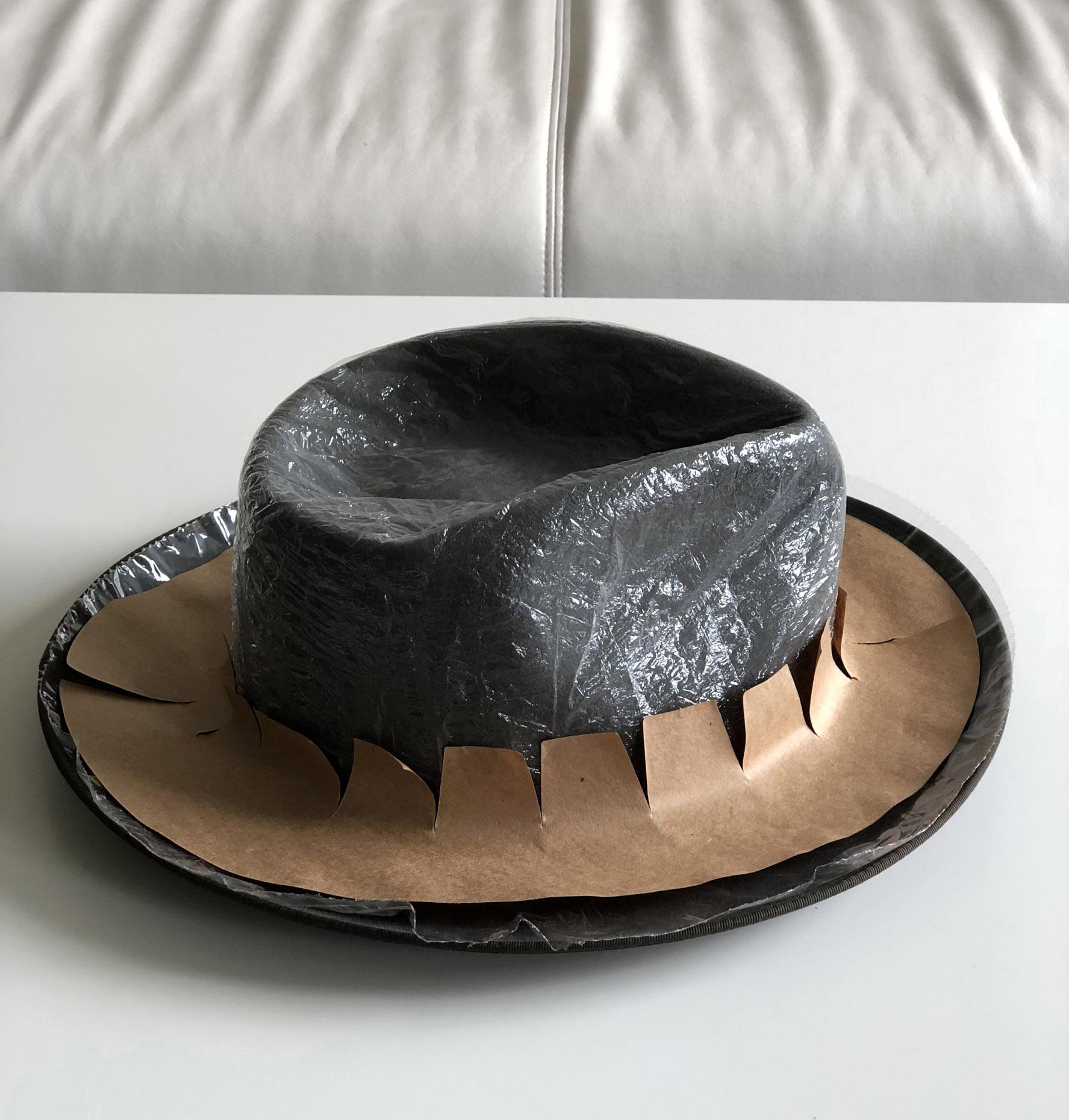 Przechowywanie kapeluszy by LONG STORY SHORT